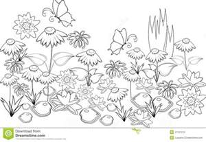 coloring page vegetable garden gallery
