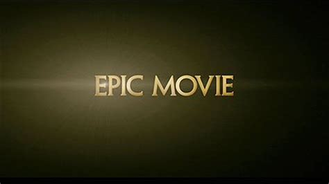 epic film logo epic movie unrated dvd talk review of the dvd video