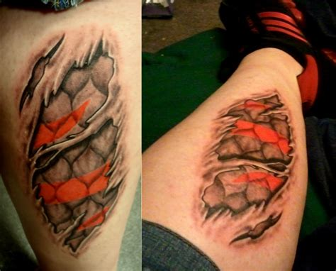 do all tattoos peel scale peel by dragonatrix on deviantart