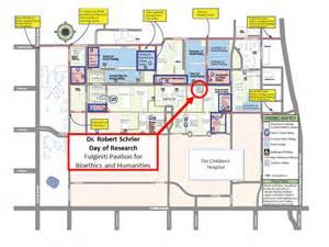 of colorado anschutz cus map fulginiti paviolion map department of medicine
