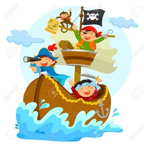 dibujos animados barcos piratas mejorde dibujos de piratas infantiles a color