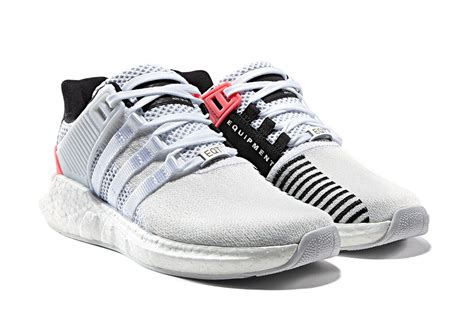 adidas eqt boost adidas eqt boost 93 17 white turbo red release date