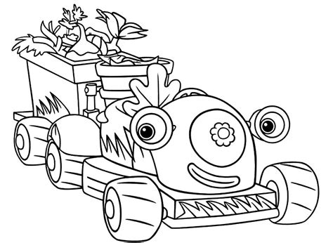 martha speaks coloring pages az coloring pages