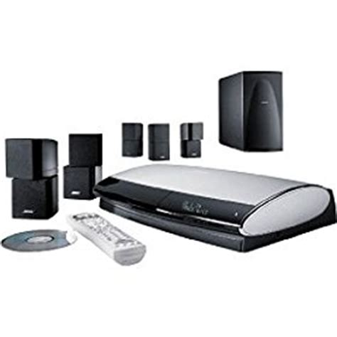 bose 28 lifestyle home entertainment system