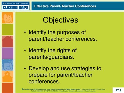 7 Reasons To Ask For A Parent Conference by Effective Parent Conferences