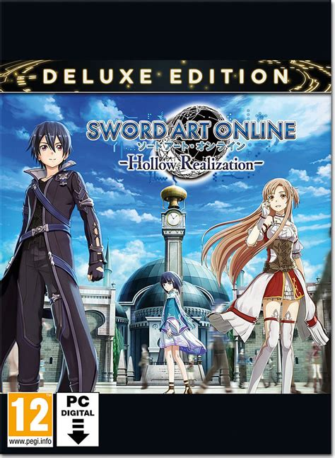 Sword Hollow Realization Deluxe Edition Pc Laptop sword hollow realization deluxe edition pc digital world of