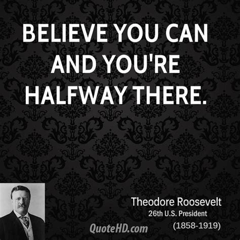 Picture Theodore Roosevelt Quotes About - theodore roosevelt quotes on leadership quotesgram