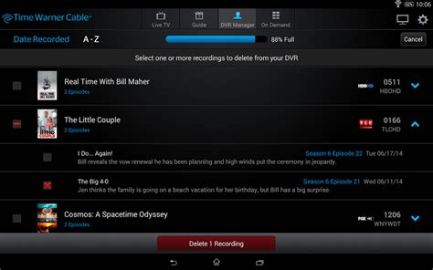 time warner cable app for android twc tv 174 apk free android app appraw