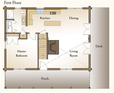 real log homes floor plans the sonora log home floor plans nh custom log homes