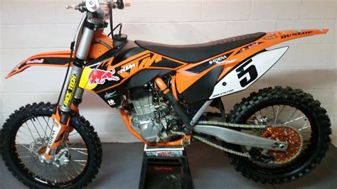 2014 Ktm 450 Factory Edition 2012 Ktm 450 Sxf Factory Edition For Sale Bazaar