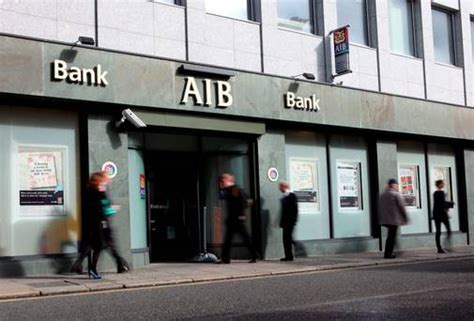 bank of ireland mortgage centre aib to half of its 30 branches in northern ireland