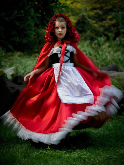 little red riding hood costumes adult kids red riding little red riding hood costume girls dress princess court