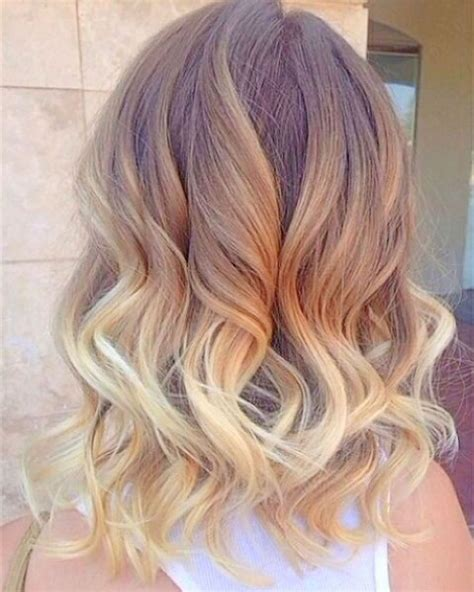 colored ombre ombre colored hairstyles for summer 2018 2019 page
