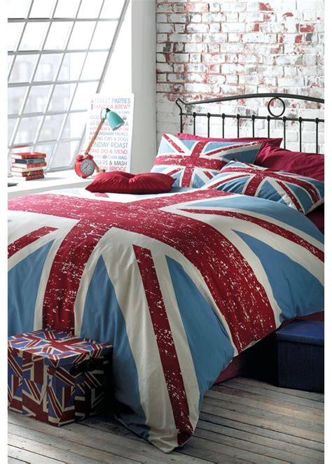 inspire      direction union jack bedroom bedroom themes room london