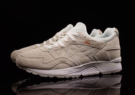 Sneakers Sepatu Asics Gel Lyte V Denim Pack Original Premium 39 44 the asics gel lyte v quot gold quot pack has a release date sneakernews