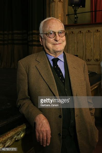 Director James Ivory poses for a portrait during 'Incroci ... Ivory James