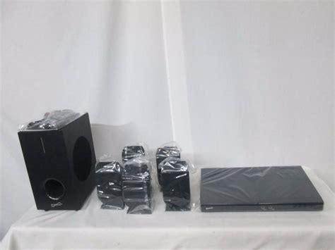 Home Theater Januari supersonic 540 watt dvd home theater sound system january store returns 8 k bid