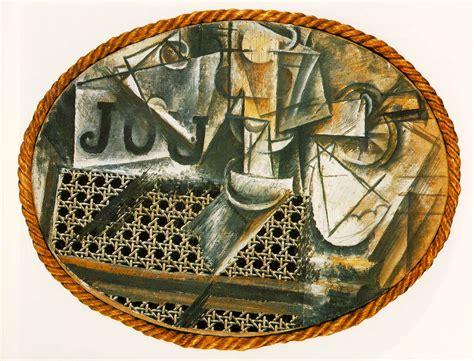 Picasso Synthetischer Kubismus by Cubism Puchalski Pablo Picasso