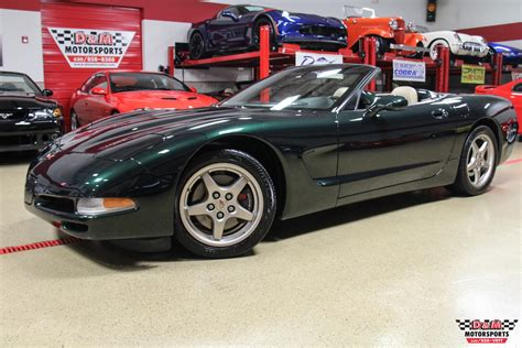 2000 Chevrolet Corvette Convertible by 2000 Chevrolet Corvette Convertible Stock M6165 For Sale