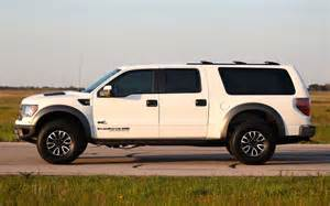 Ford Hennessey 2014 Ford Hennessey Velociraptor Suv Look Truck