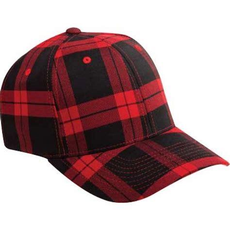 plaid hats tag hats