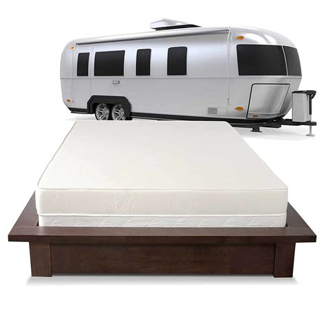 Rv Bed by Rv Mattress Sizes Types And Places To Buy Them The