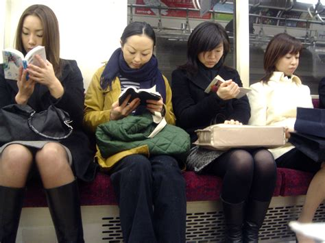 read in japanese a not tokyo subway photo page
