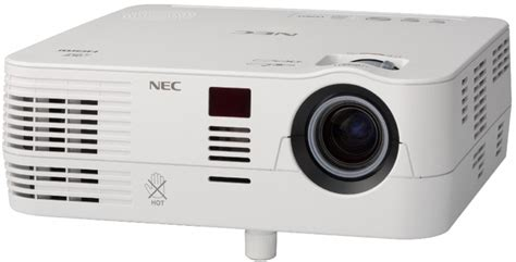 Projector Nec Ve281g nec ve281g dlp projector price in compuscience