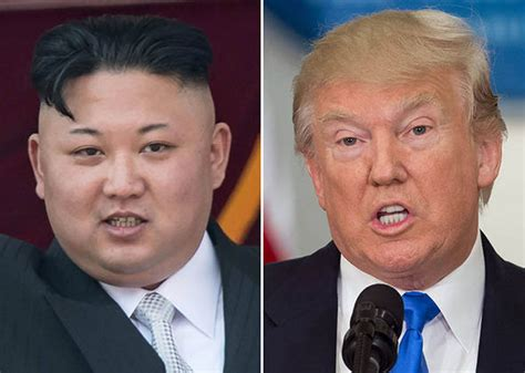 donald trump vs kim jong un north korea v usa news live donald trump threatens kim