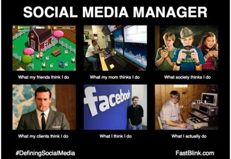 Media Memes - 9 unique ways to explain social media marketing to pretty