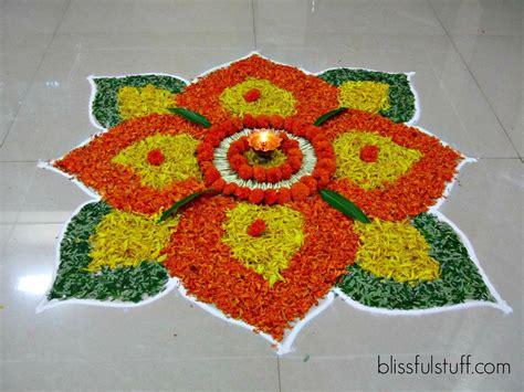 flower design in rangoli ultimate rangoli designs for diwali festival 2017 with