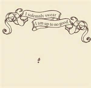 solemnly swear good