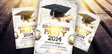 Graduation Flyer Template by Graduation Flyer Template By Louistwelve Design On