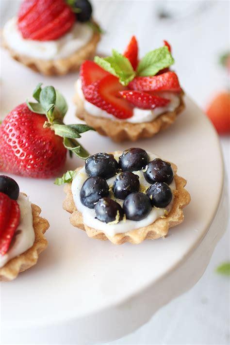 fruit tart fruit