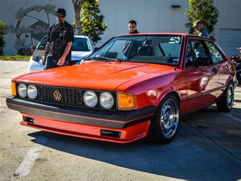 maserati biturbo stance mk1 on
