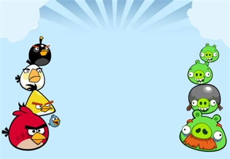Wallborder Motif Angry Bird angry birds images mural angry birds hd wallpaper and background photos 36542947