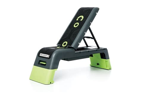 plyometric bench best aerobic steppers to kick your butt into shape