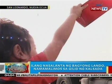 Buro Ng Nueva Ecija by Ilang Nasalanta Ng Bagyong Lando Sa San Leonardo Nueva