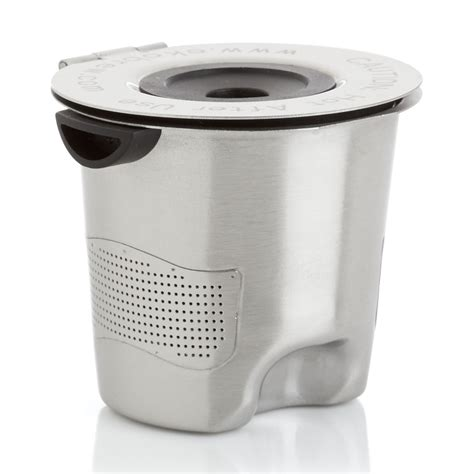 Kitchen And Bath Design Software by Ekobrew Elite Reusable Stainless Steel K Cup For Keurig