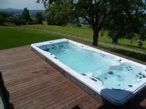 Swimspa on pinterest swim endless pools and patio deck designs