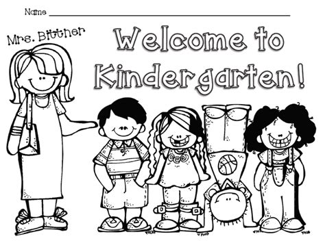 back to school coloring pages first grade and kindergarten