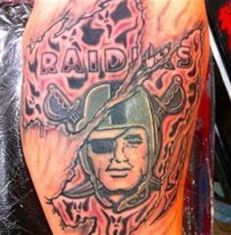 tattoo nation download 47 best images about raiders fan tattoos on pinterest