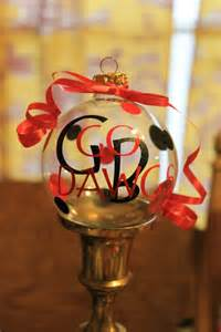 georgia bulldogs christmas ornament gift ideas