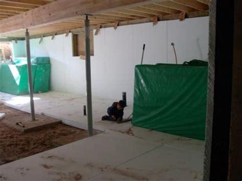 reflective slab insulation myth
