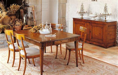 tavolo roche bobois classici tavoli da pranzo in legno lo stile roche bobois