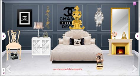 stardoll new chanel decor tribute