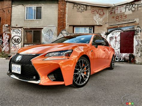 gsf lexus orange 2016 lexus gs f aimed in the direction car reviews