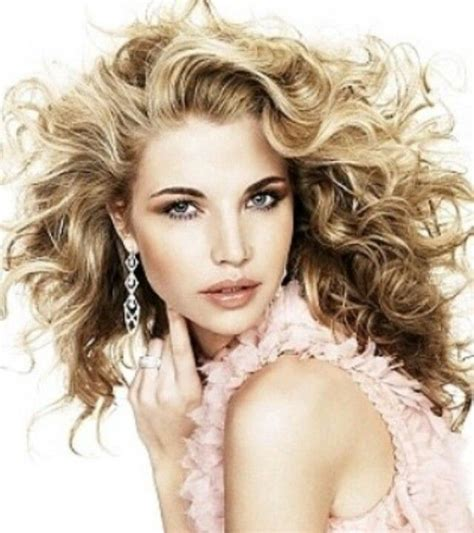 hairstyles with curls and volume curls big volume hairstyle women pinterest