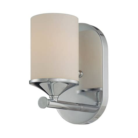Chrome Bathroom Vanity Light Shop Millennium Lighting Chrome Bathroom Vanity Light At Lowes