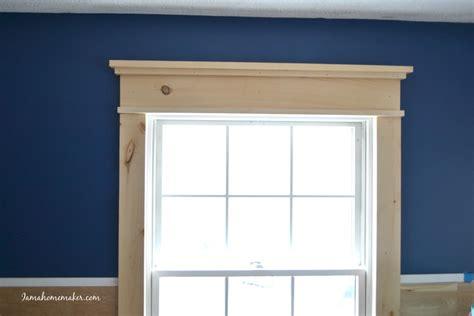hometalk farmhouse window trim